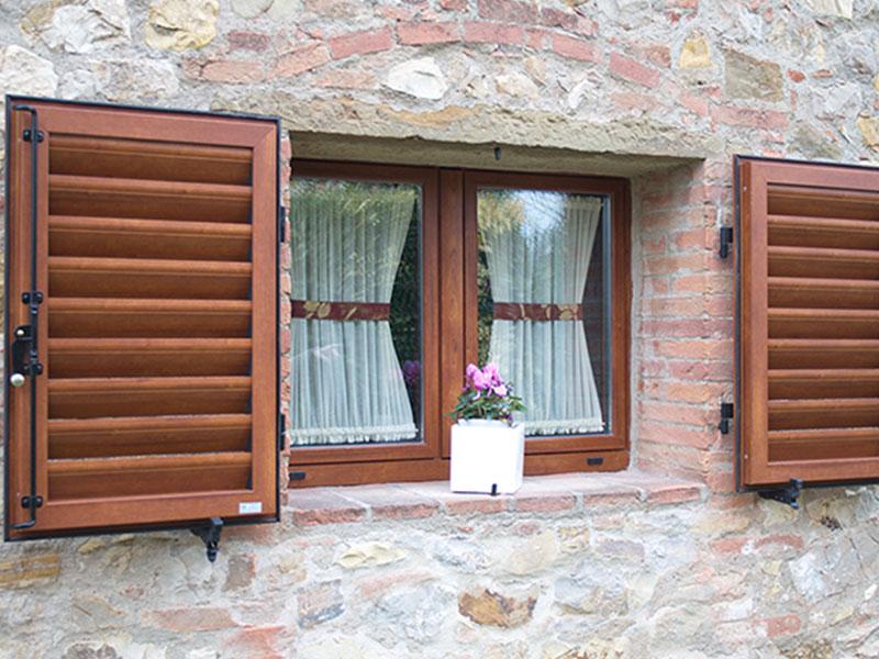 Perfect cool produzione e finestre in pvc o alluminio for Preventivo finestre online