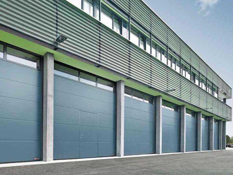 Porte Industriali Flessibili Siena